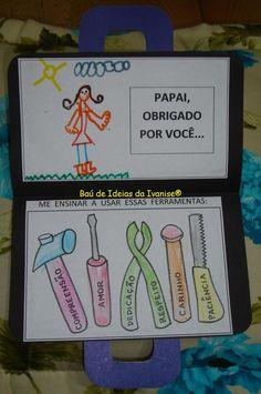 d'escola: Dia dos pais                                                                                                                                                      Mais