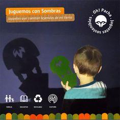 Guia Más Chicos: Oh! Pacha Juguetes Sostenibles, emprendimiento del dia!