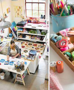 craft workspace | color | crative | studio