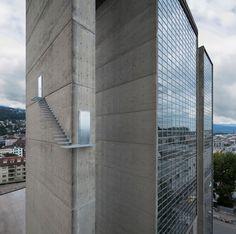 Sabina Lang / Danial Baumann #staircase