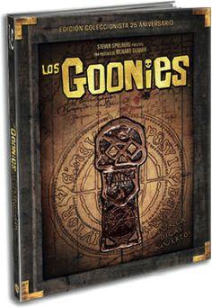 Los Goonies - Edición Libro Blu-ray