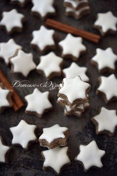 23 Clever DIY Christmas Decoration Ideas By Crafty Panda Baking Recipes, Cookie Recipes, Snack Recipes, Dessert Recipes, Snacks, Christmas Treats, Christmas Baking, Diy Christmas, Xmas