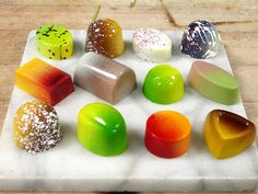 St Regis Bal Harbour Chocolates Bonbons of the day! | Flickr