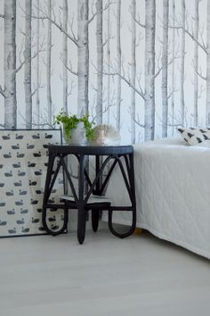 .woods wallpaper by Cole & Son