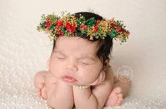 tie back dry flowers christmas crown,photo prop,dried flowers, Christmas Wreath