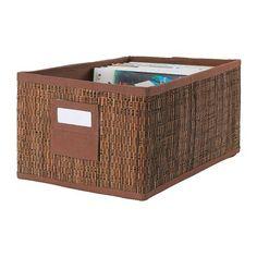 MOTORP Schachtel IKEA Praktisch für DVDs, Spiele, Ladegeräte, Fernbedienungen, Schreibtischzubehör usw.