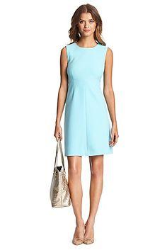 DVF Carrie Ceramic A-Line Dress