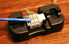 Wiring your house for Ethernet