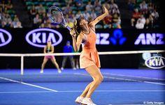 .@MariaSharapova blasts a career high of 2️⃣1️⃣ aces in #AusOpen Round of 16 win--> http://wtatenn.is/ncm3pj