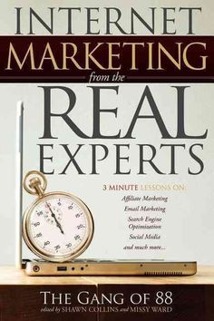 What do Tim Carter, Brian Clark, Joel Comm, Jim Kukral, Ted Murphy, Jeremy Schoemaker, and Mari Smith have in common? They all walk the walk when it comes to their Internet marketing expertise. And th