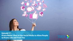 How to use Social Media  to Allow People to Know, Like and Trust You: