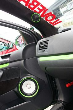 Mk5 Golf doors pillars