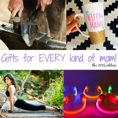 The Fox & Bear Homestead: Mother's Day 2015 - Gifts for every kind of mom