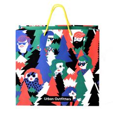 Cachetejack is responsible for in-store Christmas campaign illustrations at Urban Outfitters worldwide.We have designed bags, characters for the windows and a serie of posters to make witty and wry winter time.