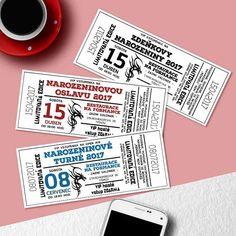 Rock vstupenka - pozvánka na narozeniny (No.18a) (Modrá - PDF soubor) / Zboží prodejce yarkal | Fler.cz Birthday Invitations, Retro, Rock, Anniversary Invitations, Skirt, Locks, Rock Music, The Rock, Retro Illustration