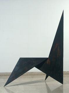 Ettore Colla | Ferro (Scultura policroma o Astroforma) | 1952 | Gallerie d'Italia | Milano