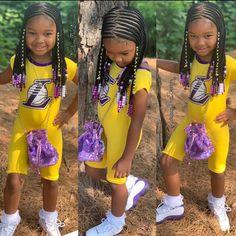 Little Girl Braid Styles, Kid Braid Styles, Little Girl Braids, Braids For Kids, Girls Braids, Kid Braids, Tree Braids, Kid Styles, Toddler Braided Hairstyles