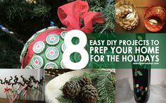 home depot diy christmas projects   Easy DIY Projects to Prep for the Holidays   Redesign Revolution
