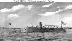 CSS Virginia — Wikipédia