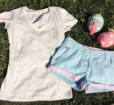 Everyone loves a pair of Southern Marsh seersucker shorts! Come shop these beauties today @ the Commerce store! ‪#‎southernmarsh‬ ‪#‎seersucker‬ ‪#‎seersuckershorts‬ ‪#‎easter‬ ‪#‎bunnybasket‬ ‪#‎shopPD‬