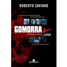 A book about the criminal organization Gomorrah in Naples