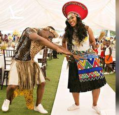 Zulu Traditional Wedding Dresses, Zulu Traditional Attire, African Traditional Wedding, African Traditional Dresses, Traditional Outfits, Traditional Styles, Wedding Dresses South Africa, African Wedding Theme, African Wedding Dress