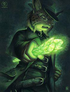 Isiphumo somfanekiso we-dark magic