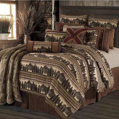 Great  Briarcliff Comforter Set | Cabin decor