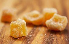 Kandierte Früchte - Kalorienarme Süßigkeiten: Genuss ohne Reue