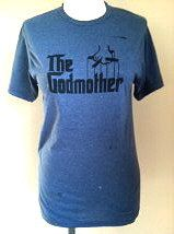 The Godmother Gift Godmother T Shirt. $15.00, via Etsy.