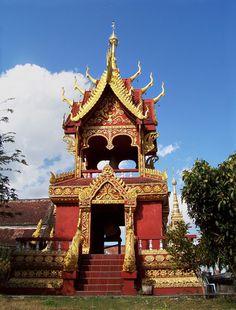 via www.mountainadventures.com  Chiang Khong, Thailand.