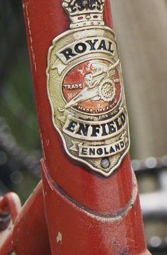 Royal Enfield Headbadge