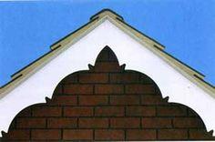 house shaped fascia - Google Search