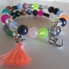 Osez l'originalité avec ce bijou haut en couleur !