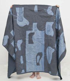 Paapje handprinted fabric | Ontwerpkantoor