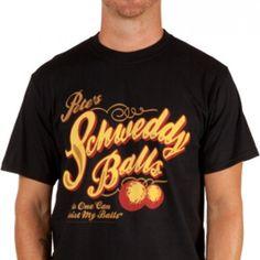 Schweddy Balls T-shirt    #snl #funny #t-shirts #shirts