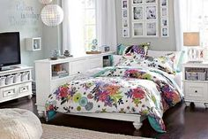 55 Stylish Teen Bedroom Design Ideas