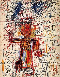 Image Detail for - ... - Jean-Michel BASQUIAT - Oeuvres sur papier (works on paper