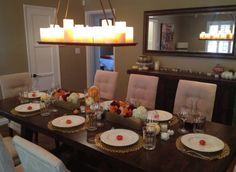 Happy Thanksgiving! What do you think of this dining room design with candle chandelier? Coastal Virginia Magazine's Best Kitchen & Bathroom Remodeler#dogoodwork #kitchendesign #hgtv #kitchen #bathroom #homeimprovement #home #remodeling #remodel