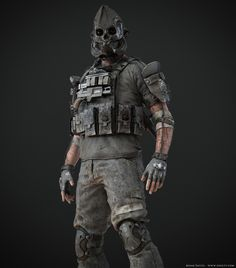Searched 3d models for Arab Soldier Mercenary Male
