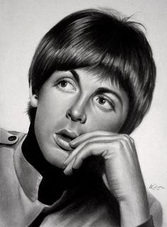 Paul McCartney by luceene-k.deviantart.com on @DeviantArt