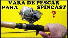 Vara de Pescar | Qual Utilizar com Spincast e carretilha [Pescas e Dicas]