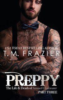 Cazadora De Libros y Magia: Preppy, Parte 3 - Saga King #07 - T.M. Frazier +21...