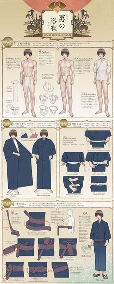 ■六尺褌の締め方【R-18】http://www.pixiv.net/member_illust.php?mode=medium&illust_id=4680959■ 外国人の友人が「浴衣は持ってる