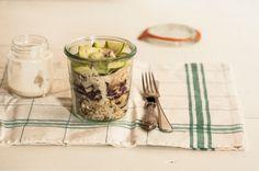 Salada 7 grãos com frango | Panelinha - Receitas que funcionam