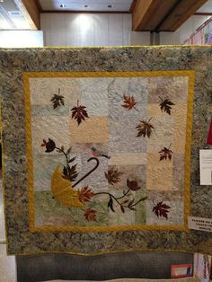Sew'n Wild Oaks Quilting Blog: Morning Quilt Show