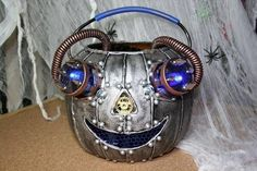 Steampunk Your Halloween with These Creepy Steampunk Decorations « Steampunk R&D