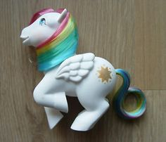 "Rare My Little Pony | Details about My Little Pony Vintage ""STARSHINE"" *GOOD!"