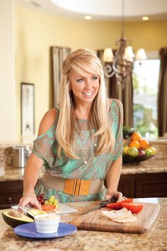 Chalene Johnson Cooking Healthy