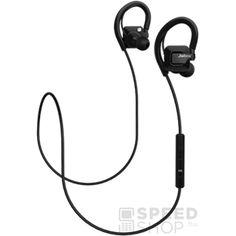 Jabra Step Wireless sztereó bluetooth headset fekete, cseppálló, sérült csomagolás